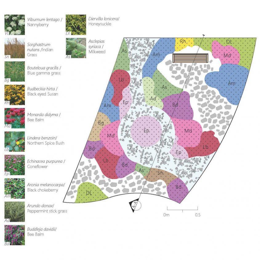 A - Pollinator Garden